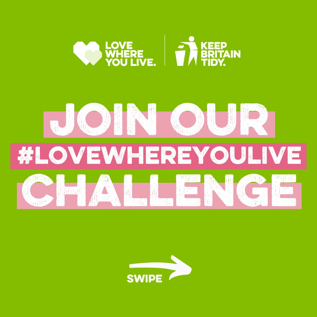 Council backs #LoveWhereYouLive