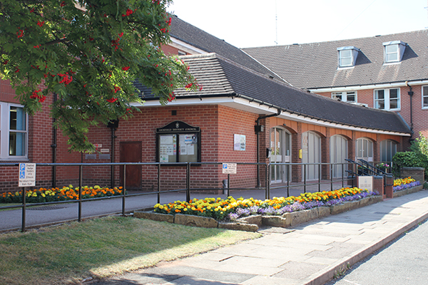 image of council offices