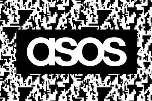 ASOS logo/packaging
