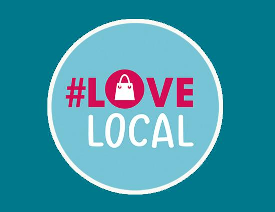 love local logo
